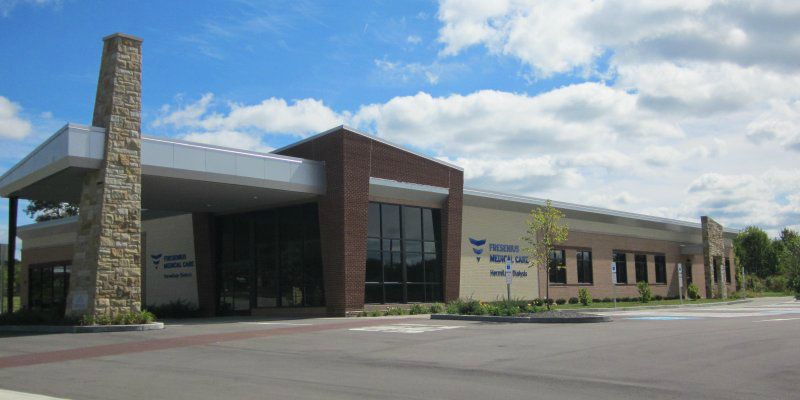 Fresenius Medical Care, Hermitage Dialysis at LindenPointe